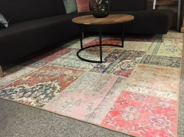 Karpet Patchwork Multi