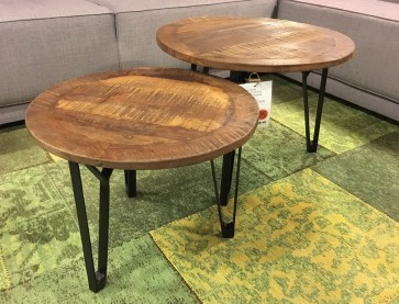 Salontafel Set Roundy