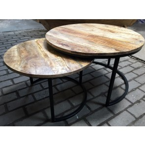 Salontafel set Duo Black